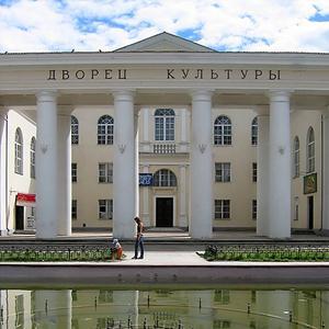 Дворцы и дома культуры Улан-Удэ