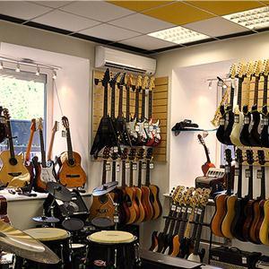 Музыкальные магазины Улан-Удэ