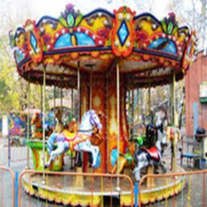 Парки культуры и отдыха Улан-Удэ
