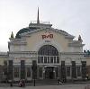 Железнодорожные вокзалы в Улан-Удэ