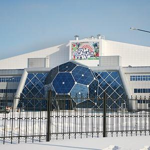 Спортивные комплексы Улан-Удэ