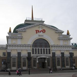 Железнодорожные вокзалы Улан-Удэ